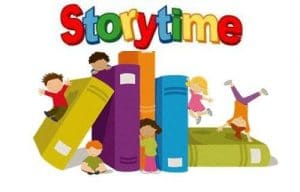 Story time image