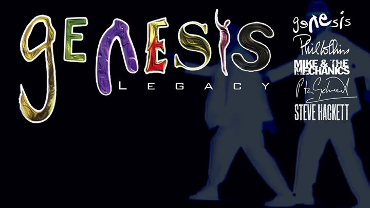 Genesis Legacy – Live at The Concorde Club