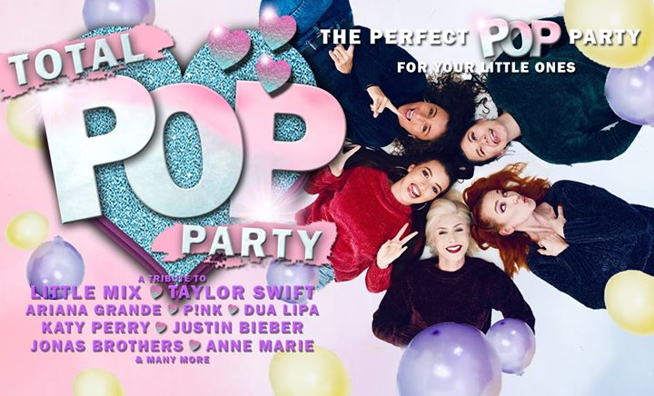 Total Pop Party at The Concorde Club!